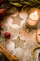 Christmas stars2 by Cochalita
