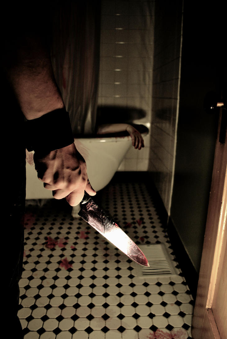 Bathroom crime scene by x1thed9x on deviantart for Bathroom scenes photos