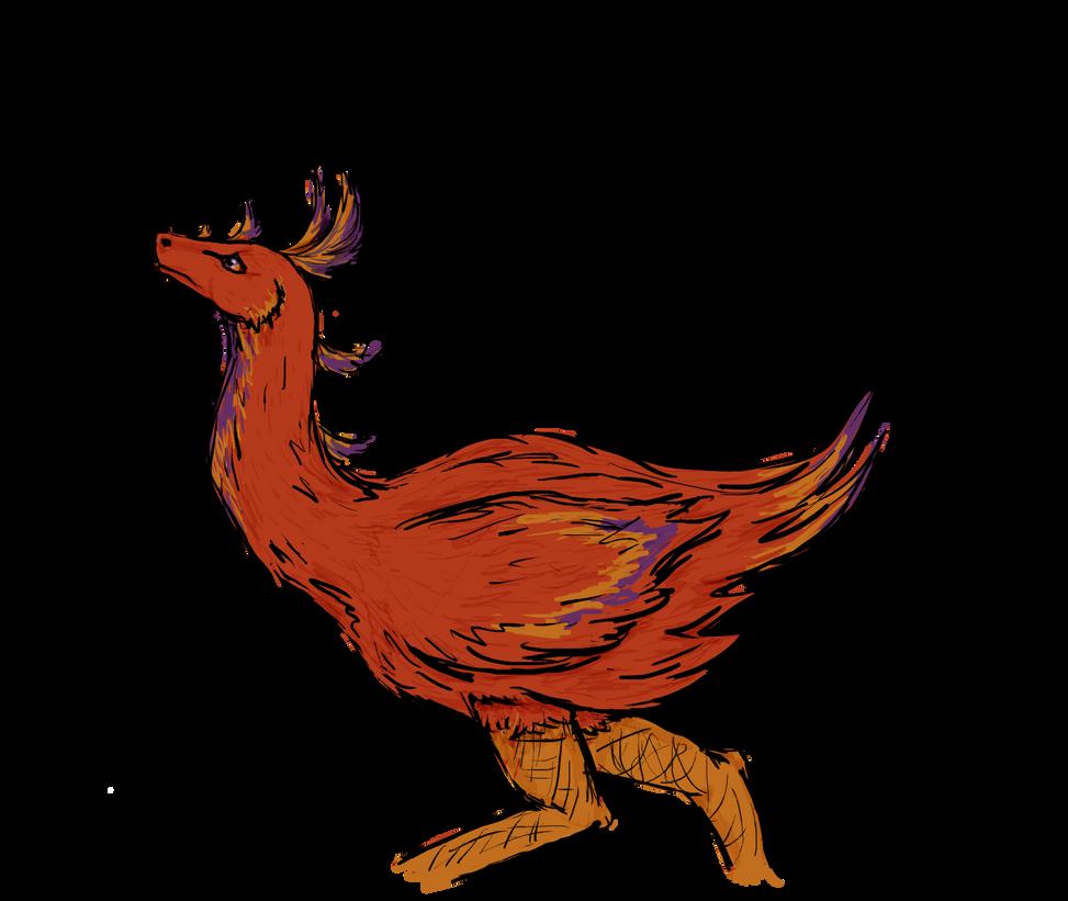 Dino Bird by Filly8