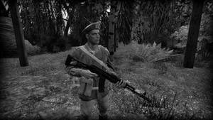Cold War - VDV Soviet trooper