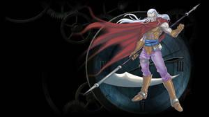 Chrono Trigger - Magus by Ypslon