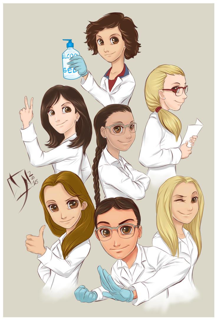 Hygiene Campaign by Ypslon