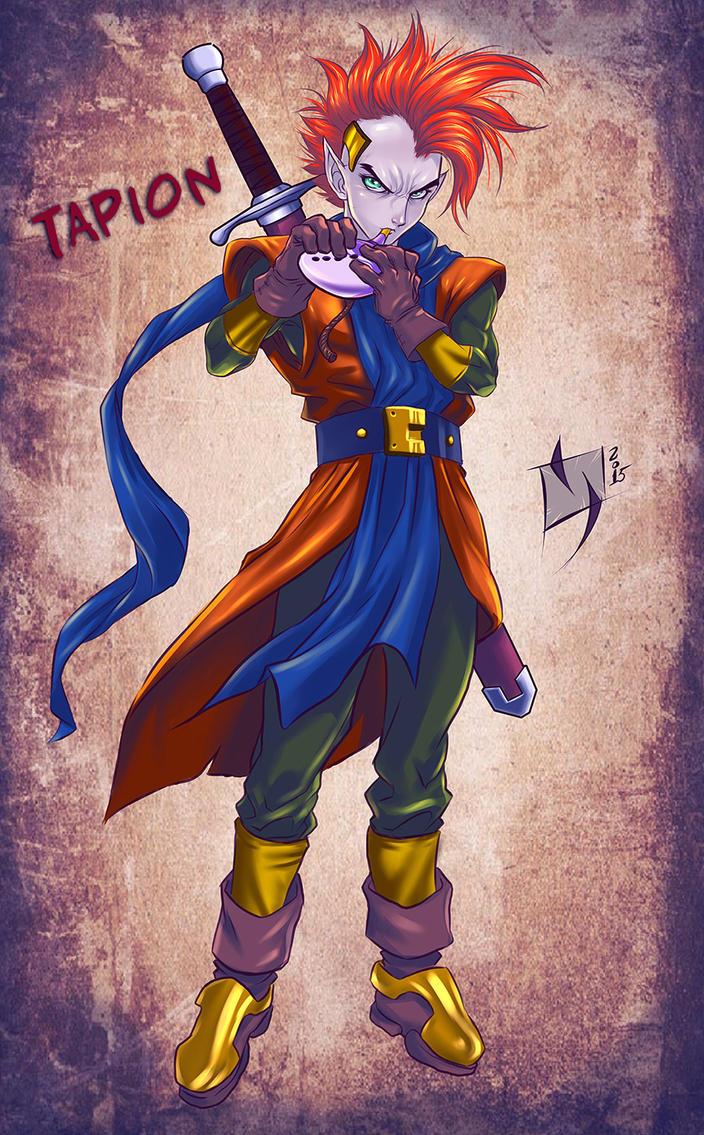 Tapion by Ypslon