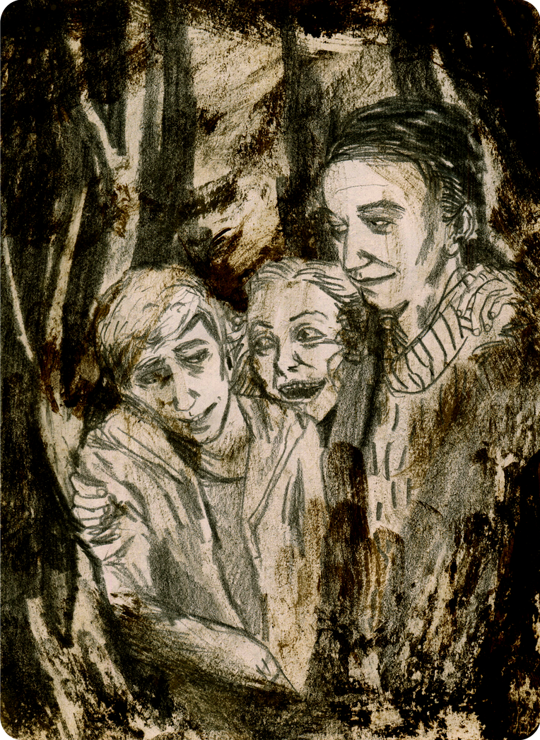 In The Flesh: My BDFF by SMILEofCheshireCats