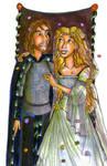 Eowyn and Faramir's Wedding