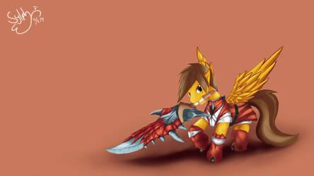 Monster Hunter Pony: Request I