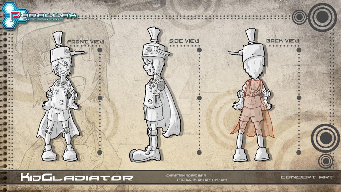 Concept Art Kid Gladiator By Christian746 On Deviantart