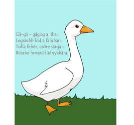 Goose - Children's book by DezWagner