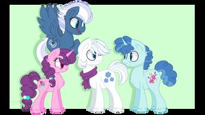 - Town Ponies -