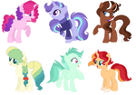 [6/6 OPEN] MLP Next Generation Adopts by yourrdazzle