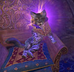 Skooma Cat in all of his glory