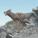 Anguirus   World of Gojira