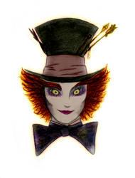 Mad Hatter by Jamerka
