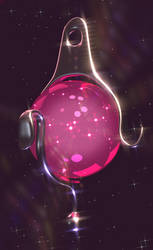 Kandrakars heart - Blender3D by JackieCoco