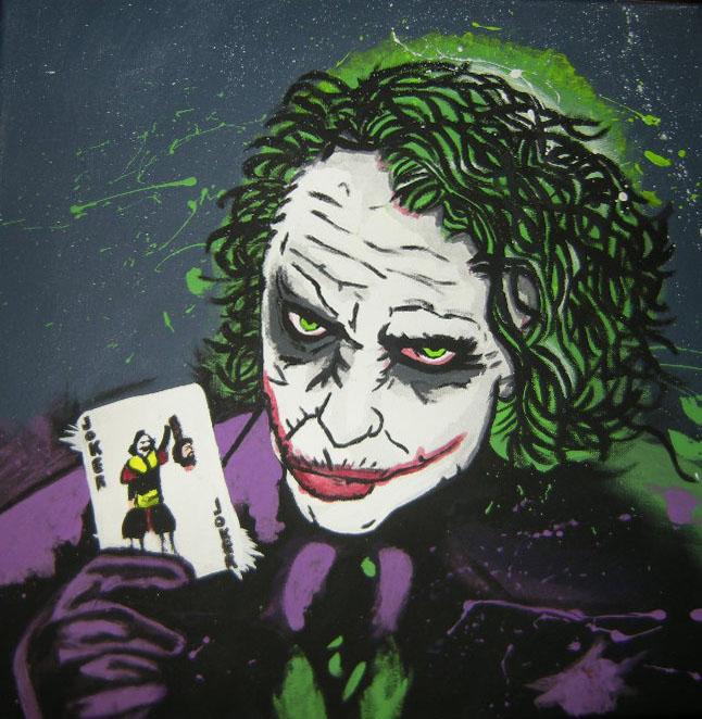 Joker by the-PirateNinja