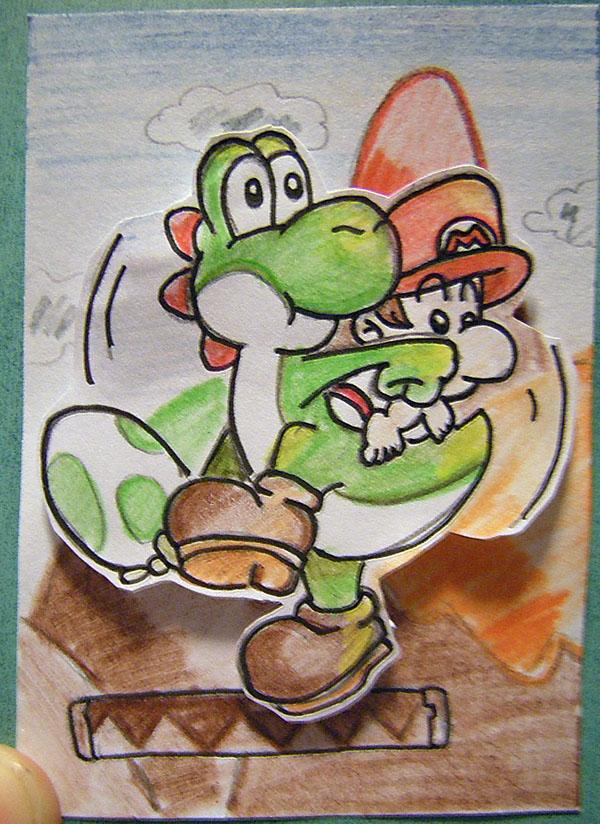 I wana play baby Mario by the-PirateNinja