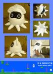 Blooper :plush hat: