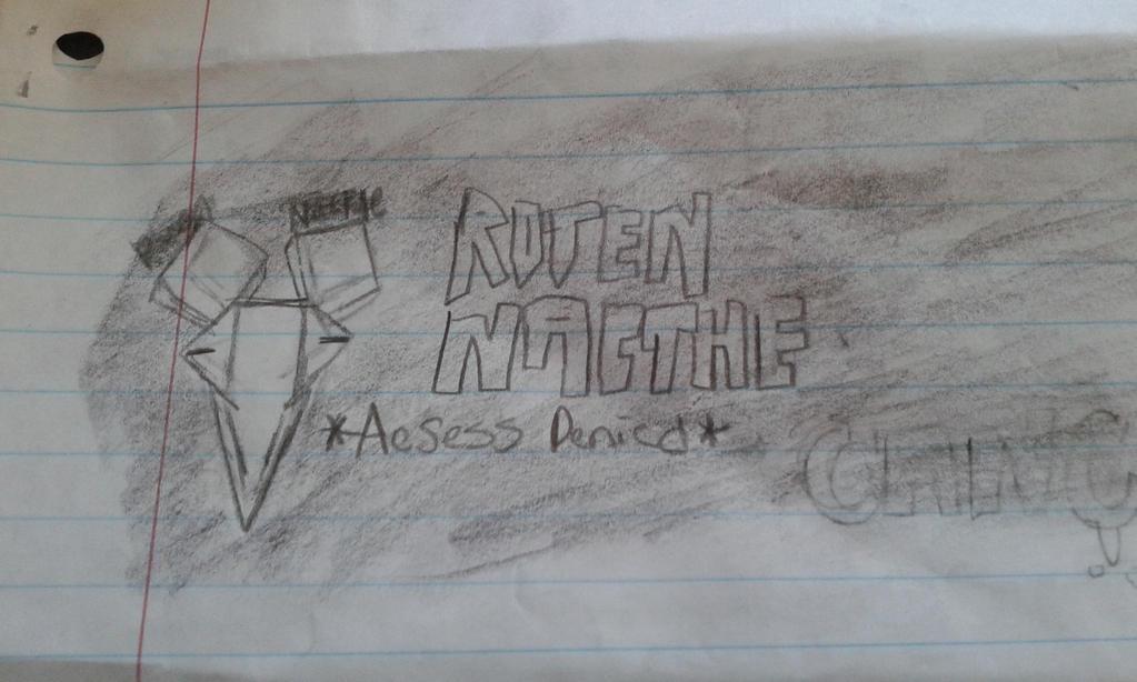 Roten Doodles #1 by DerRotenNachte