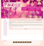 Paradise Layout Request - april (2013)