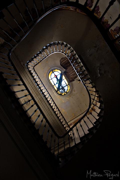 Maison du Directeur by Makavelie