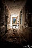 Sanatorium FB 3 by Makavelie