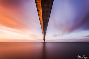 Pont de Normandie - 1 by Makavelie