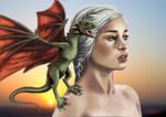Daenerys Rises