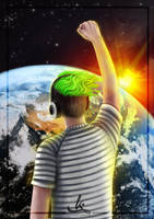 Rock the World Good by LadyKalynne