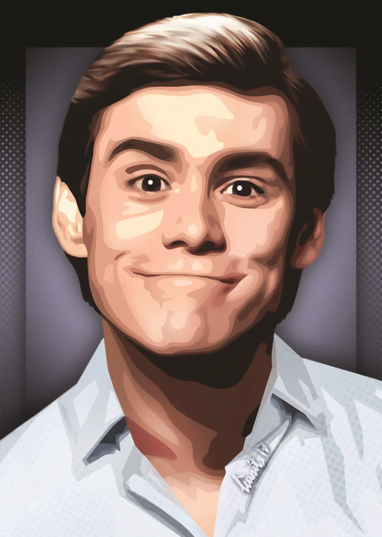 Jim Carrey by lianit
