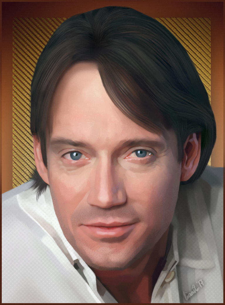 Kevin Sorbo by lianit