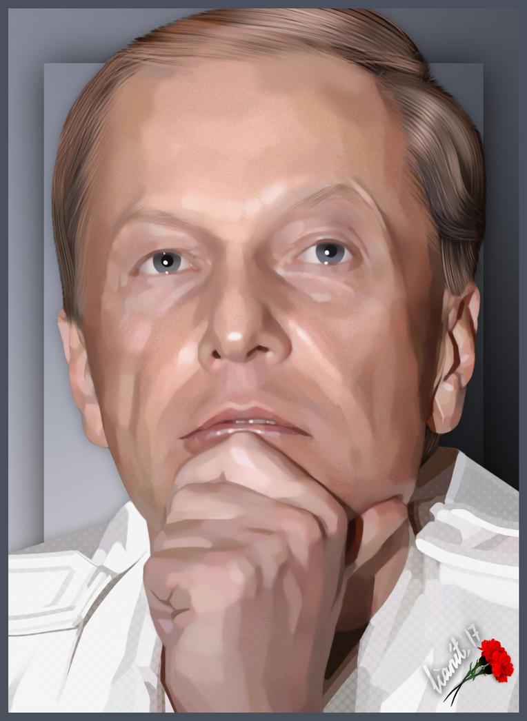 Mikhail Zadornov by lianit