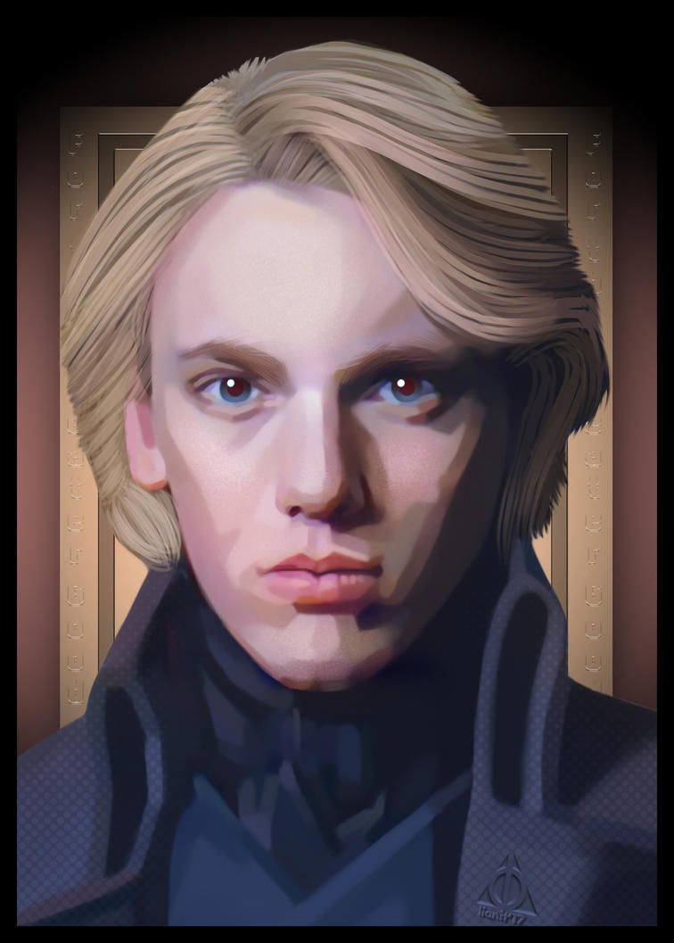 Jamie Campbell Bower as Young Gellert Grindelwald by lianit