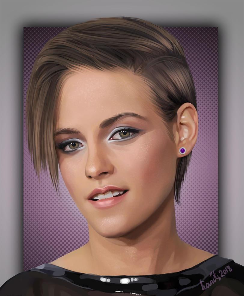 Kristen Stewart by lianit