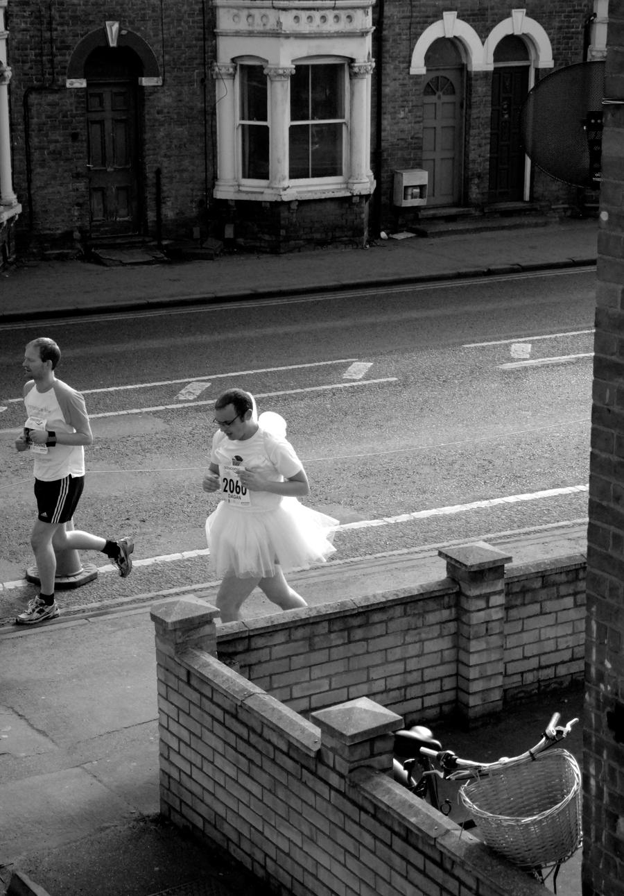 Cambridge Marathon by LastingLine