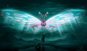 Gigantamax Butterfree Pokemon