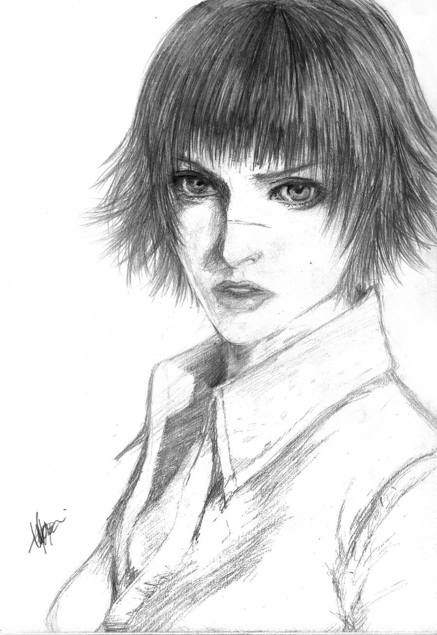 DMC : Lady by hanarosa