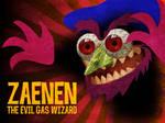 Zaenen The Evil Gas Wizard