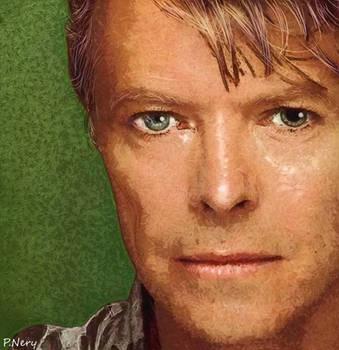 David Bowie II by paulnery