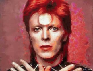 David Bowie IV by paulnery