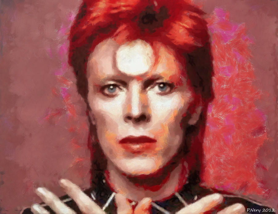 David Bowie IV by paulnery
