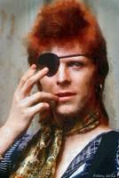 David Bowie V by paulnery