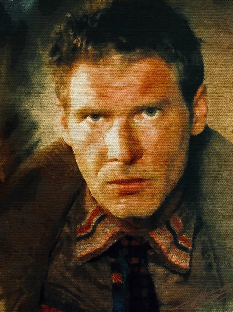 Blade Runner by paulnery