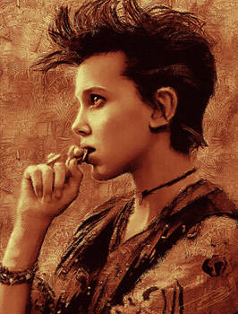 Stranger Things 2: Punk Eleven