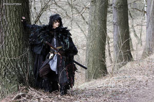 Black warrior by Rollwurst