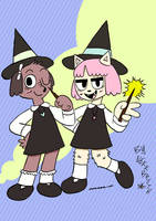 Alice And Susie by NEKKBRETH