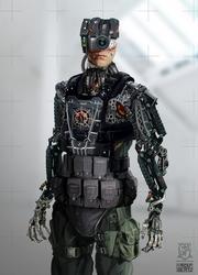 Cybernetic guy