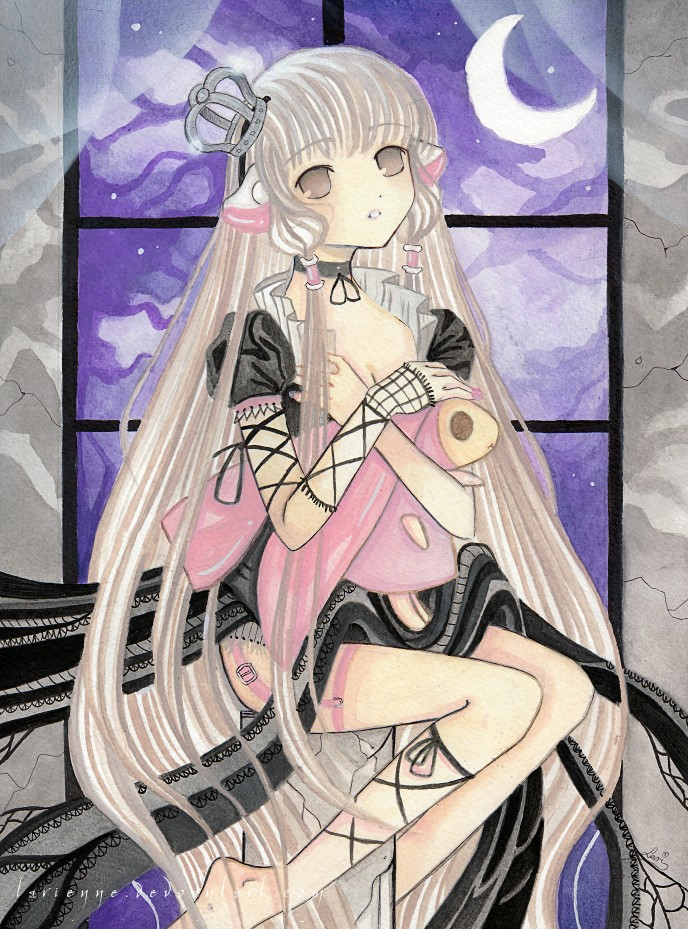 +Chobits - Ningyo Hime+ by larienne