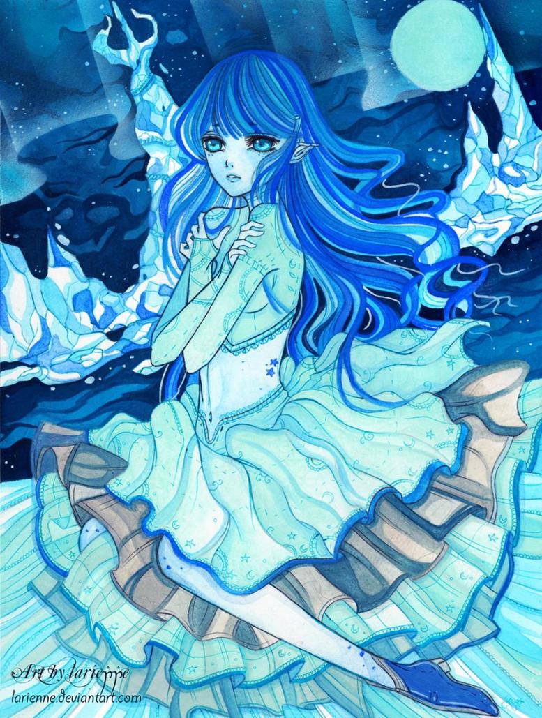 +Aurora Borealis+ by larienne