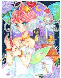 +Princess Tutu's Dream+ by larienne