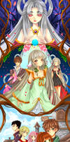 +CLAMP in Fairyland+